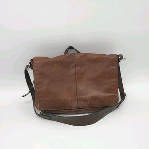 Coach Est.1941 Leather Messenger Bag